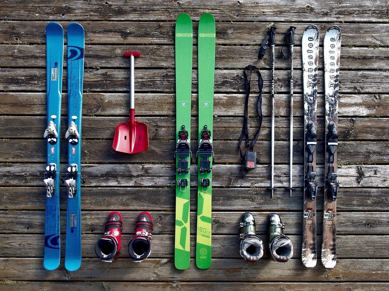louer un ski en Savoie